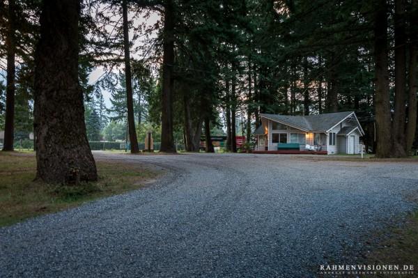 Office vom Telte-Yet Campground