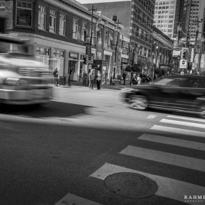 Streets of Calgary