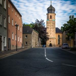 Ev. Pfarrkirche St. Jobst