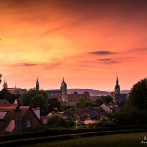 Sunset Bamberg