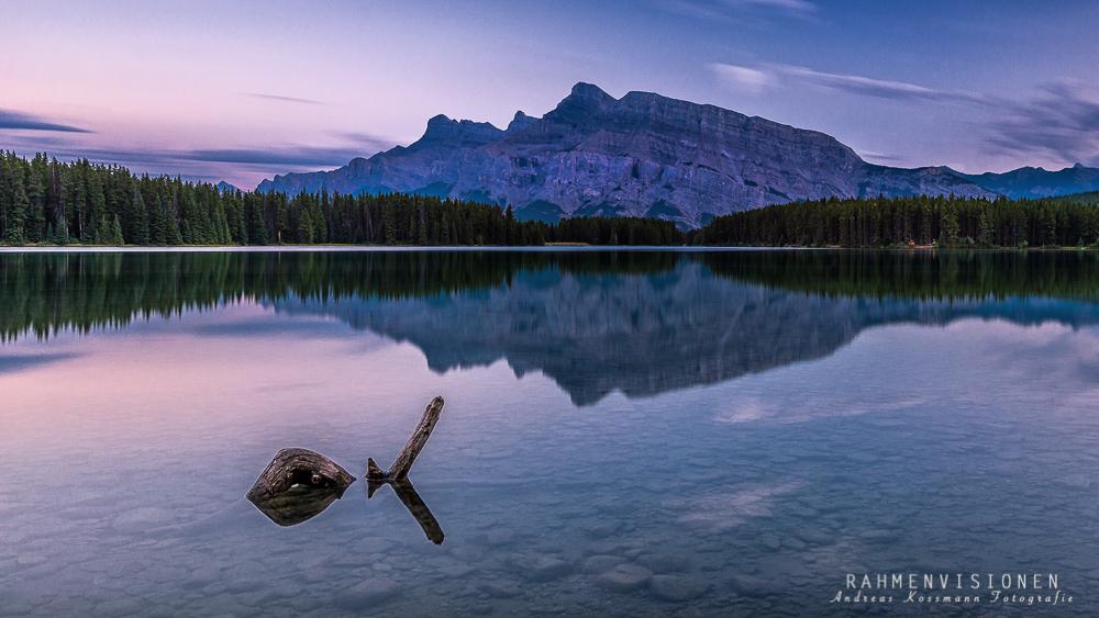Two Jack Lake, Banff Nationalpark