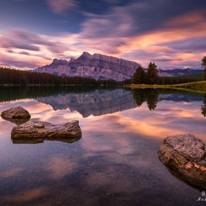 Two Jack Lake, Banff Nationalpark