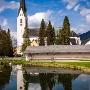 Kirche Oberstdorf