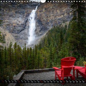 Kalender Januar Kanada - So wild. So schön.