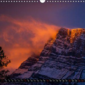 Kalender Dezember Kanada - So wild. So schön.