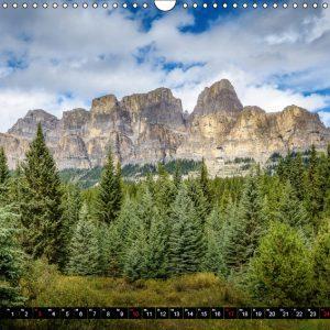 Kalender Februar Kanada - So wild. So schön.