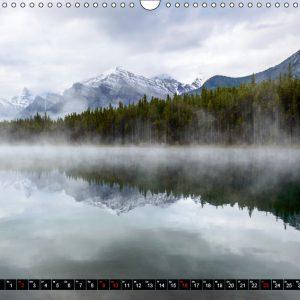 Kalender Juni Kanada - So wild. So schön.