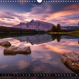 Kalender August Kanada - So wild. So schön.