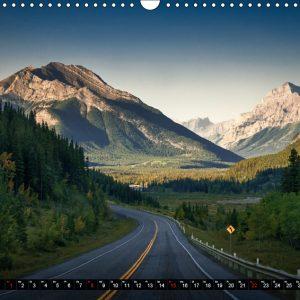Kalender September Kanada - So wild. So schön.