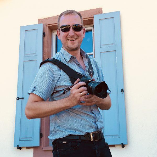 Portrait von Andreas Kossmann